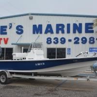 2104 Frontier Bay Boat